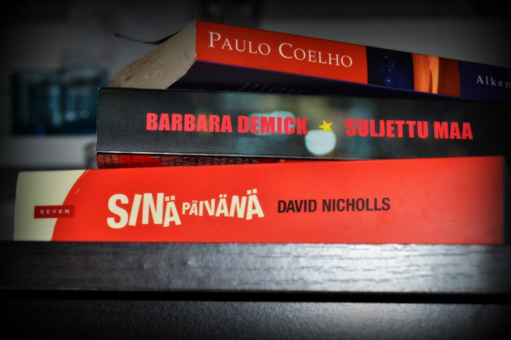Kirjoista
