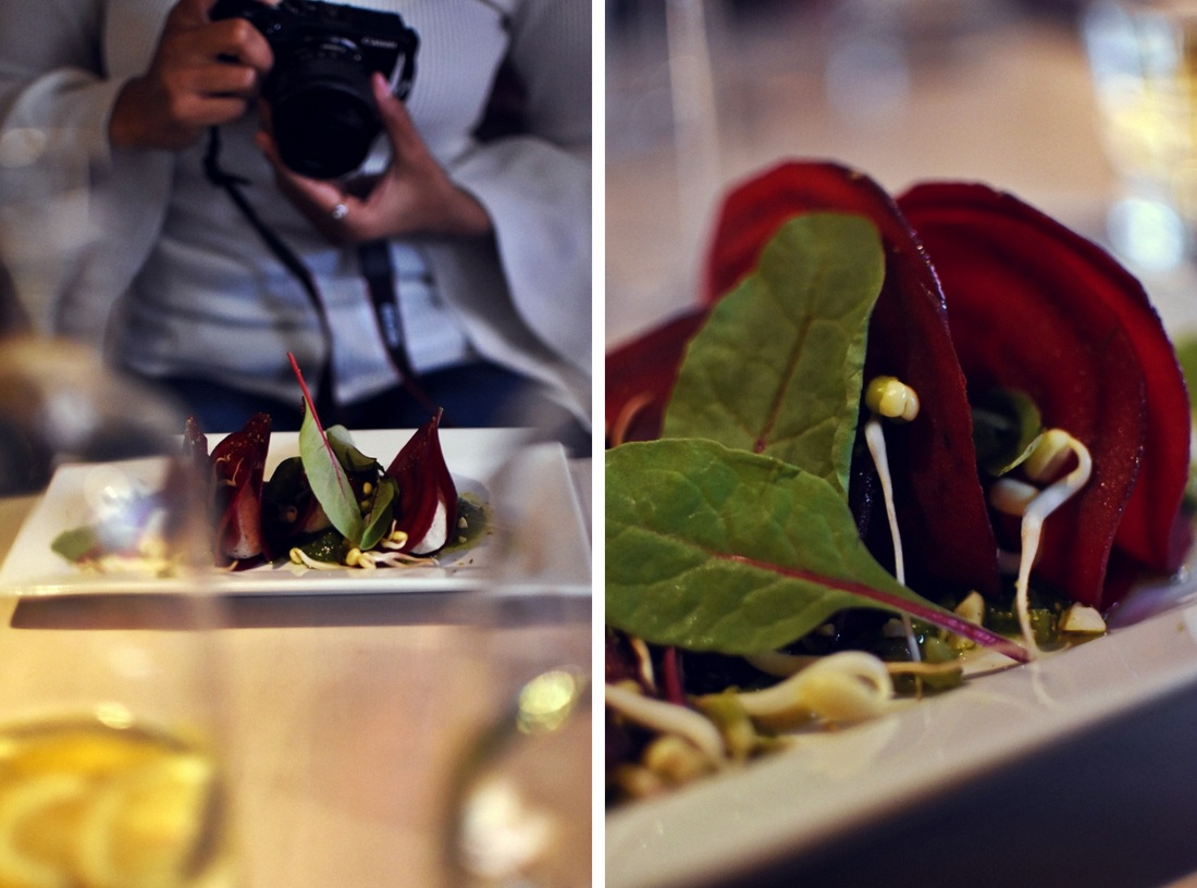 Ravintolavinkki Tallinnaan: Vegan V