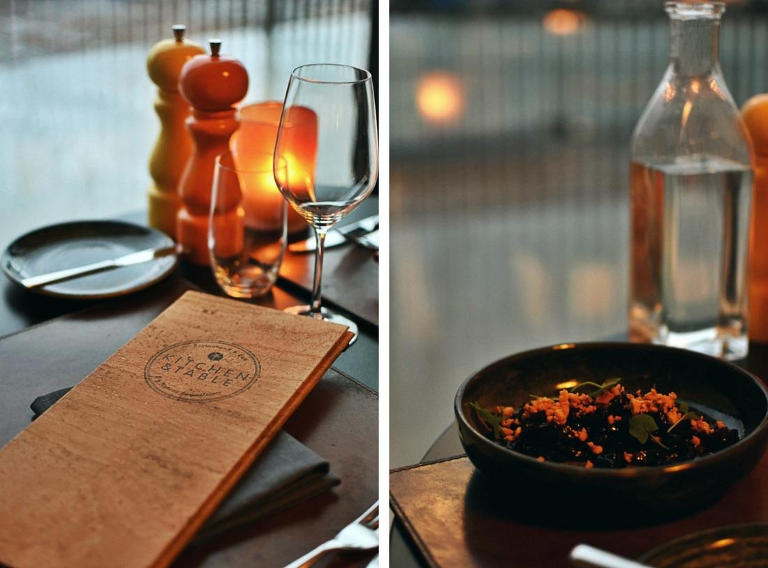 Ravintolavinkki Helsinkiin: Clarion Kitchen and Table