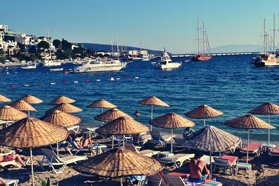 Ensi viikolla: kihlajaisjuhlamme Turkissa