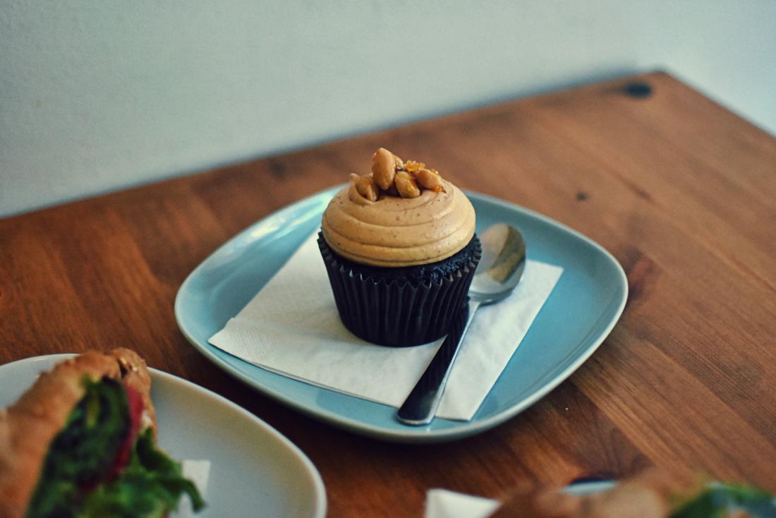 Kuppi ja muffini