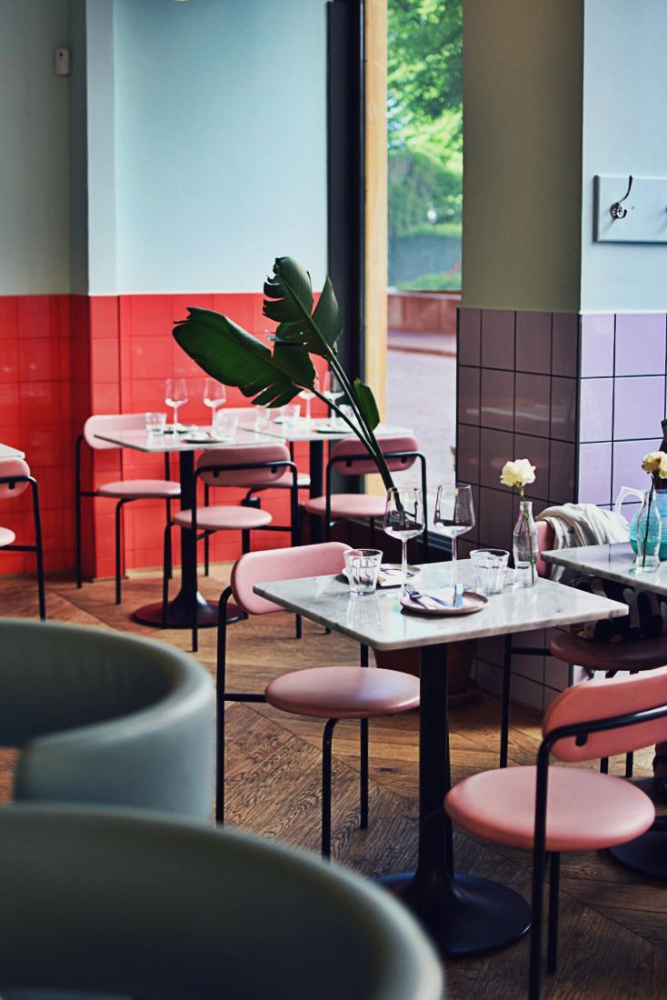 Helsingin paras kasvisruokaravintola: YesYesYes