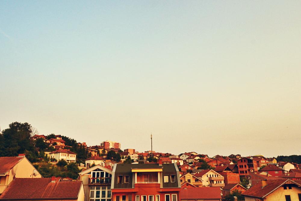 Ensi viikolla Kosovoon