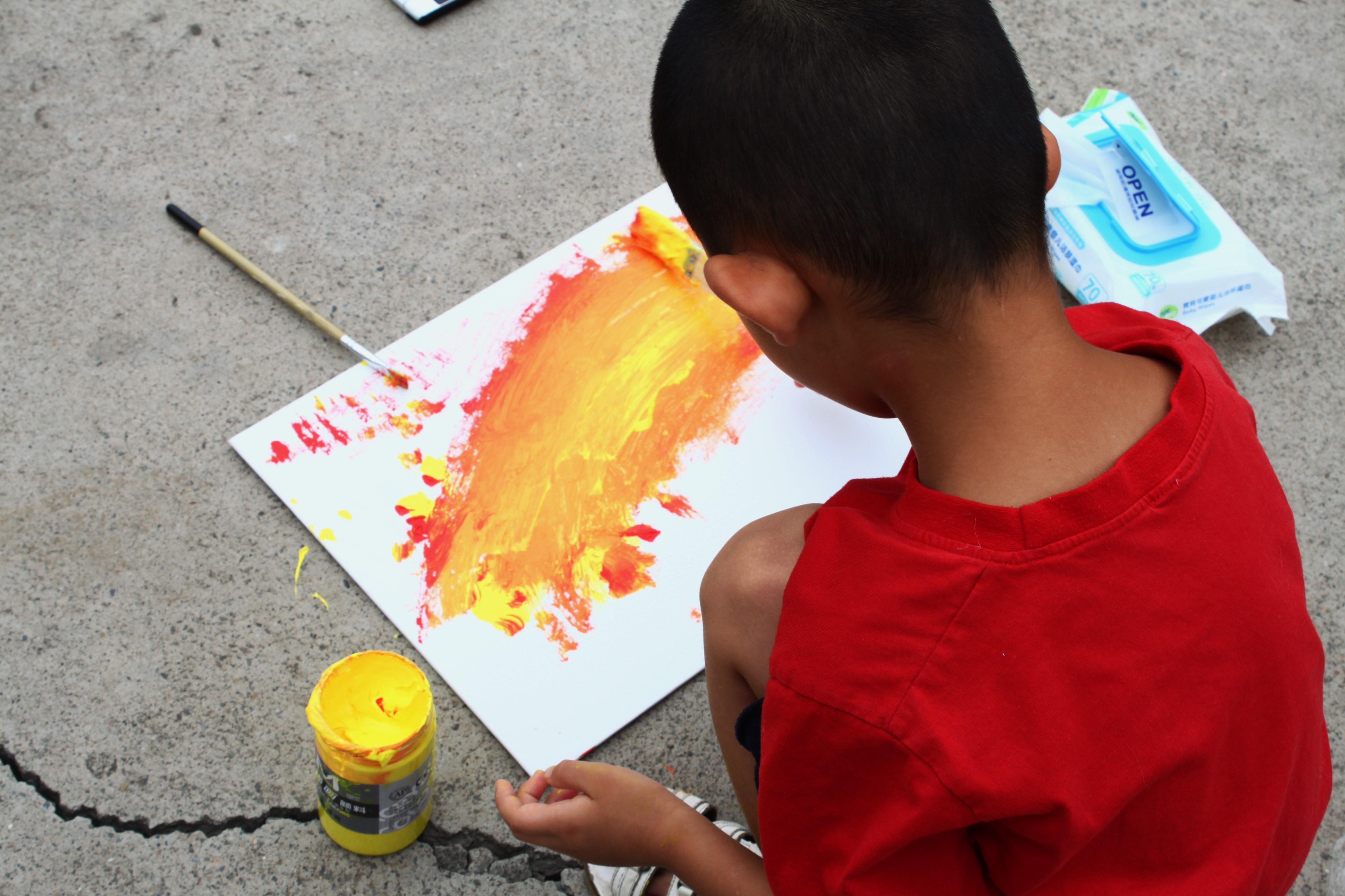 näkövammaisten lasten lastenkoti, Kiina (7).JPG