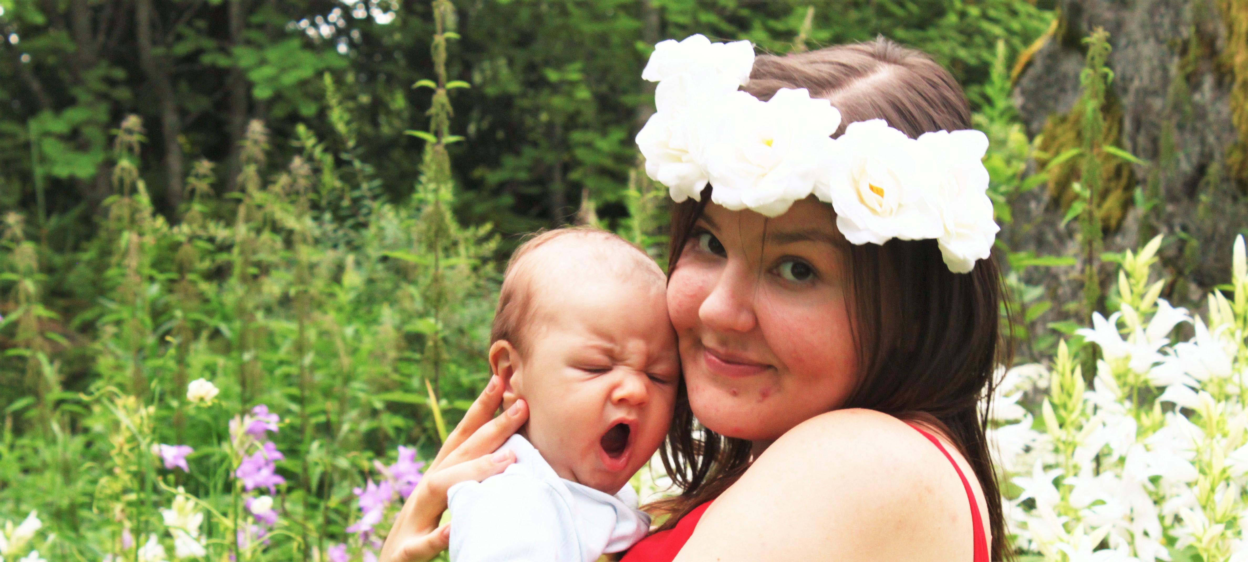 7 miljardia äärettömyyttä, Aada Järvinen (1) vauva, kesä.JPG