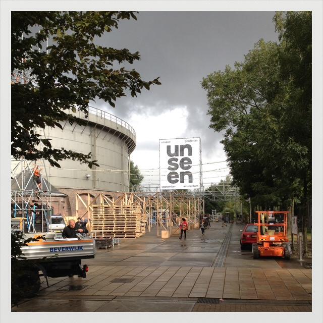 Amsterdam: Unseen Photo Fair