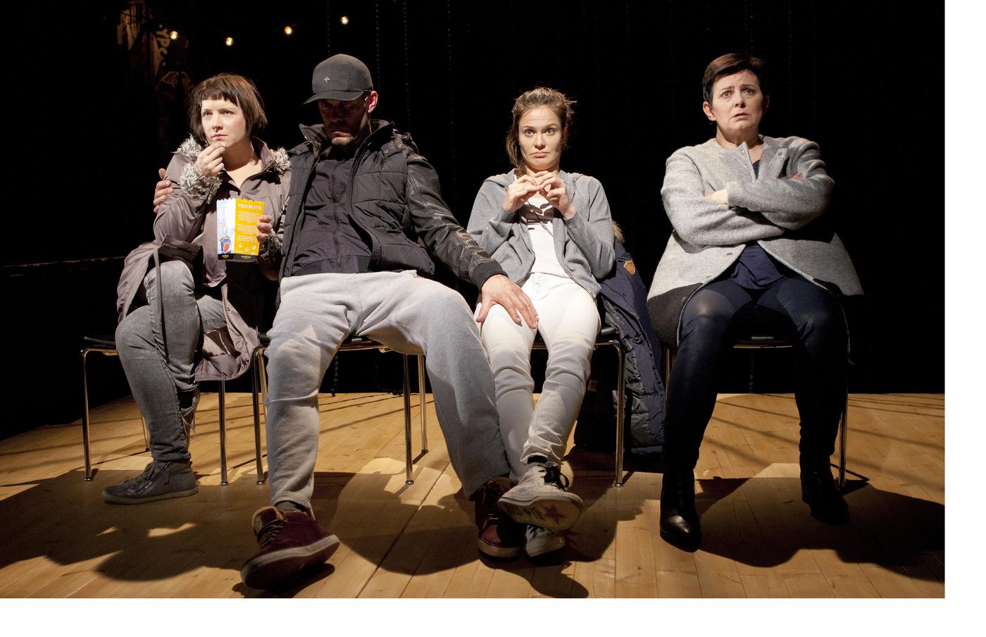 Teatterikesän terapiaviikko