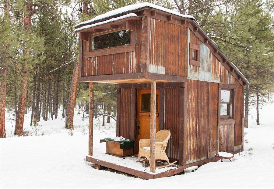 Potomac Cabin [10m²]
