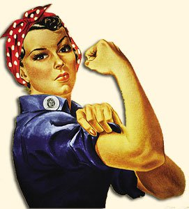 Vahva Nainen