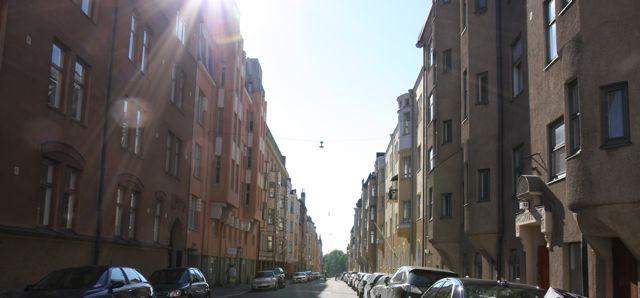 Helsinkiä ristiin rastiin