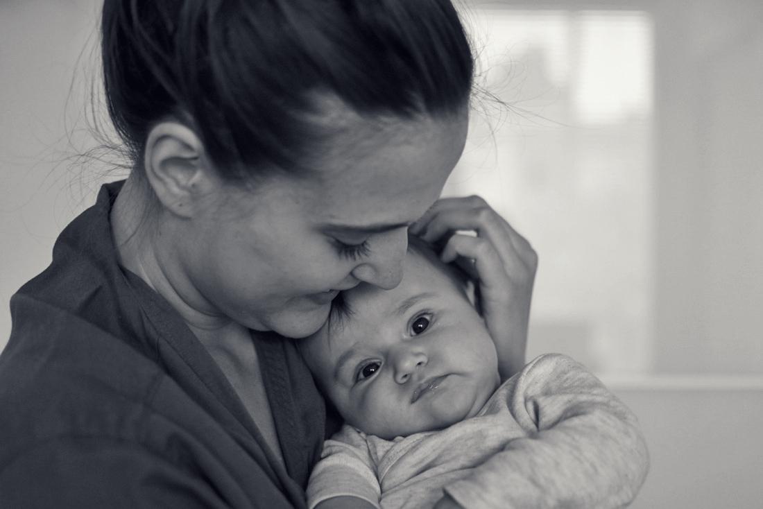Elämä vauvakuplassa