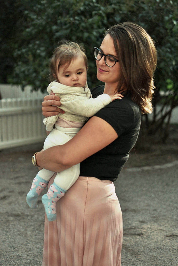 21 asiaa, joita en tiennyt ennen äidiksi tuloa