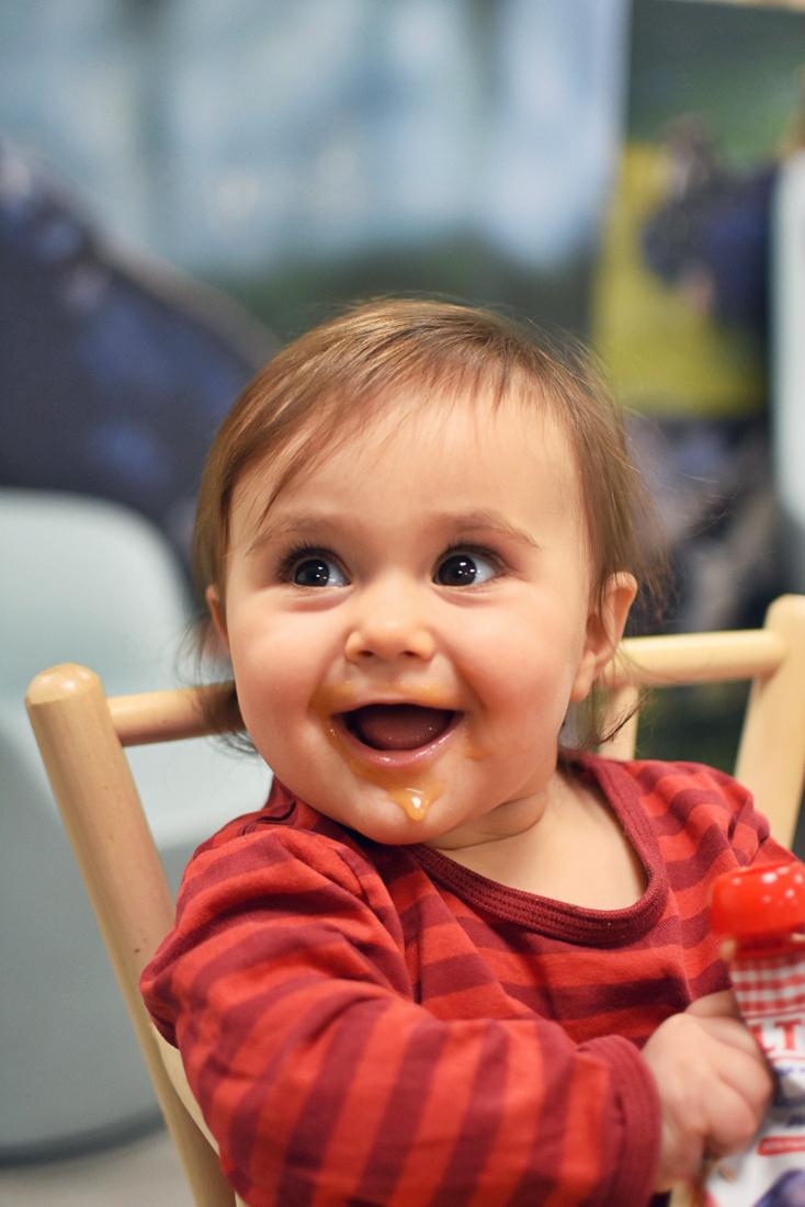Onko vauvamme vegaani?