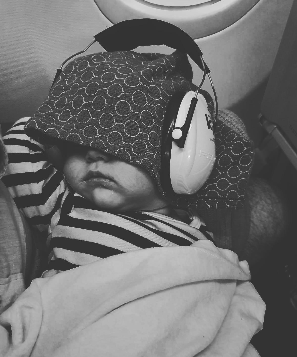 Vauvan kanssa matkustaminen – meidän lomakertomus ja konkreettiset vinkit