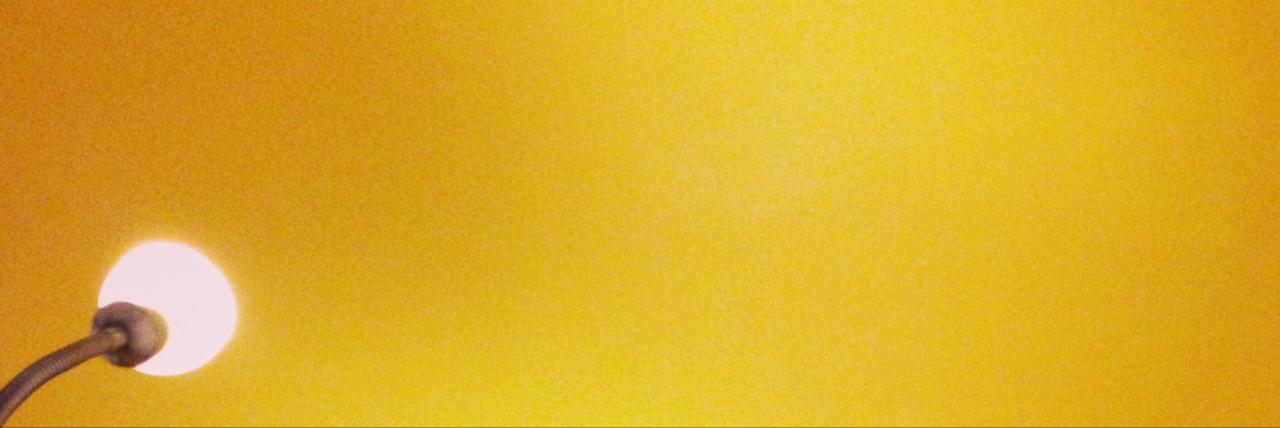 Keltainen seinä