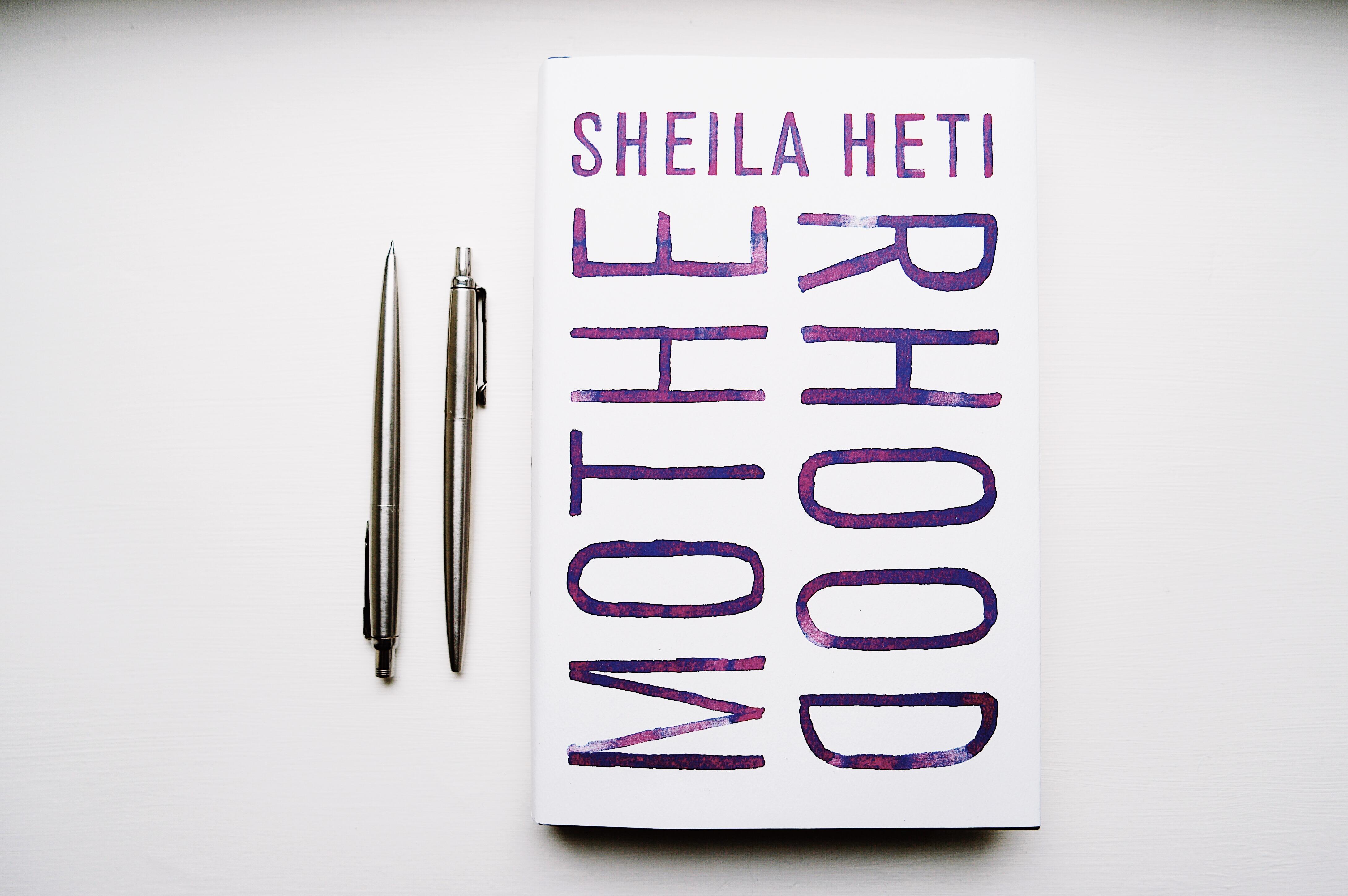 Ollako vai eikö olla äiti, pohtii Sheila Heti kirjassaan Motherhood
