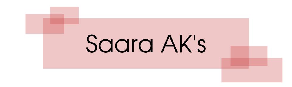 Saara AK's