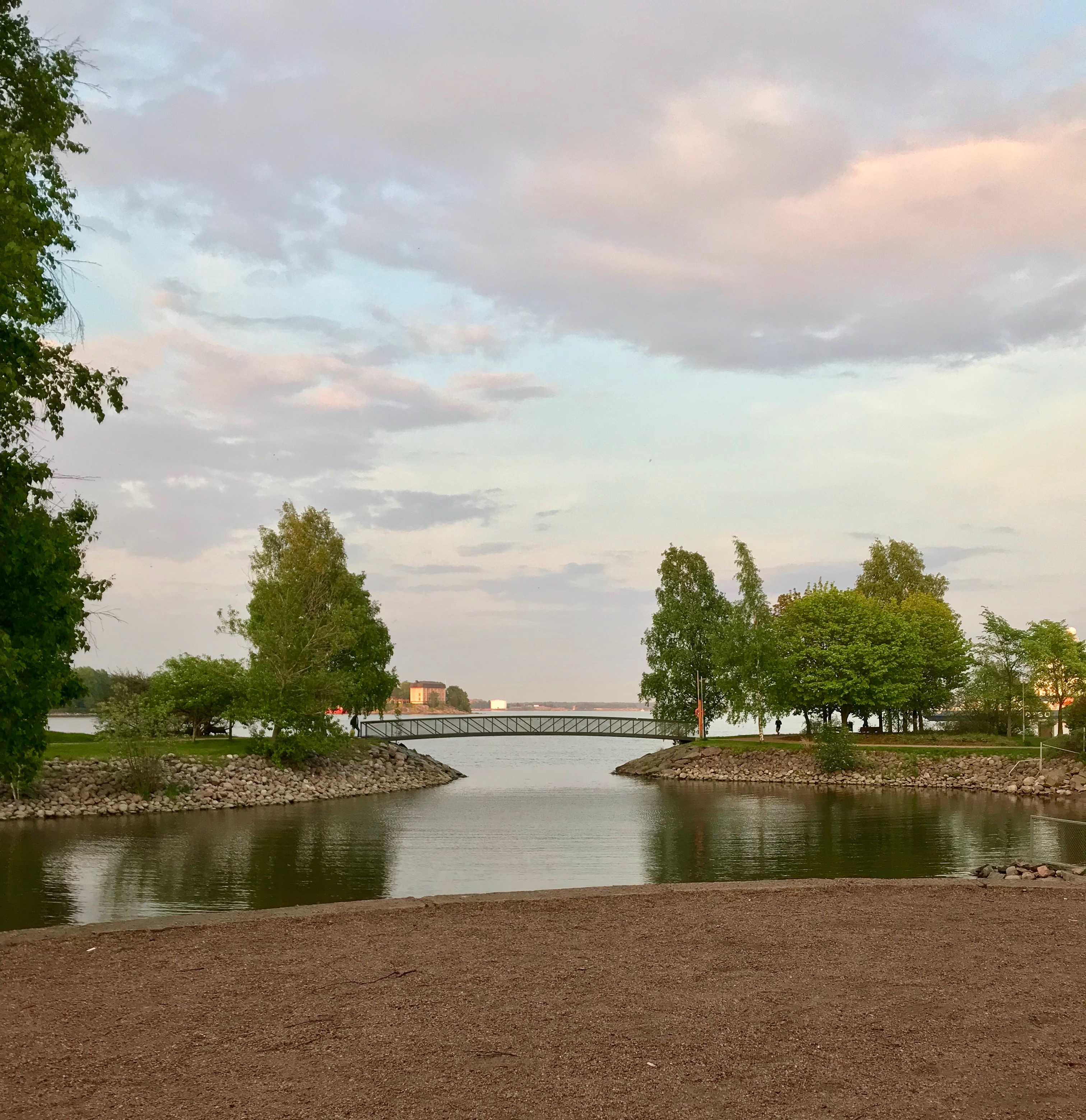 Tervasaari: Keidas keskellä Helsinkiä