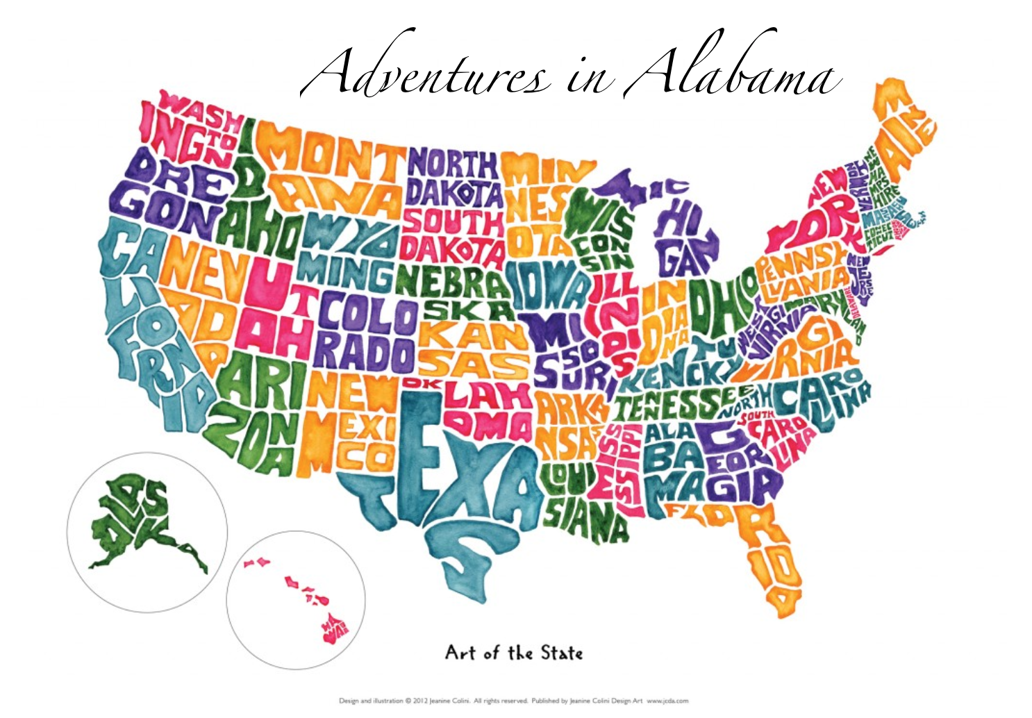 Adventures in Alabama