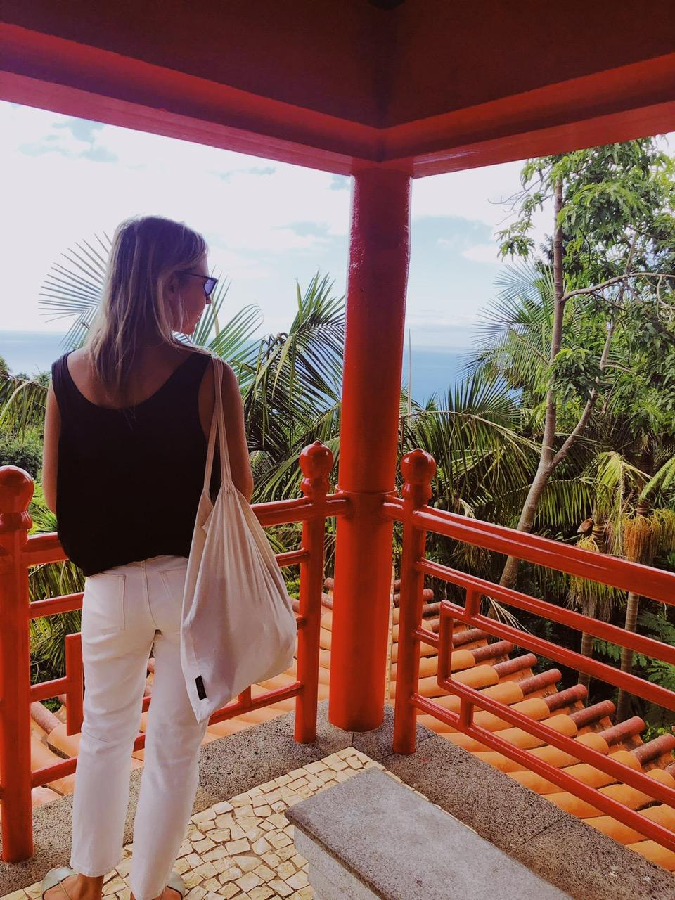 Hortonomin paratiisi Madeiralla