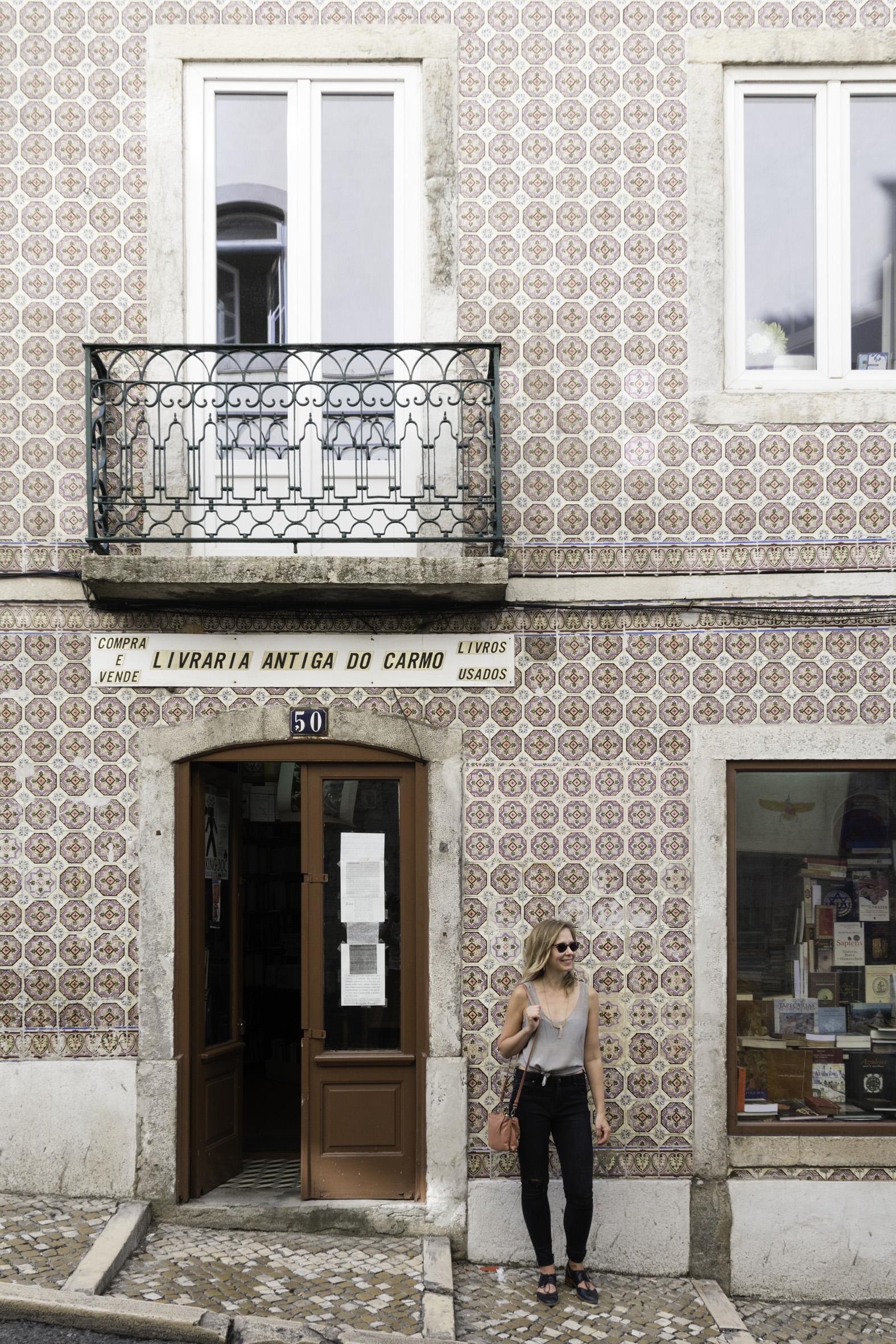 Esittelyssä Lissabon-oppaani