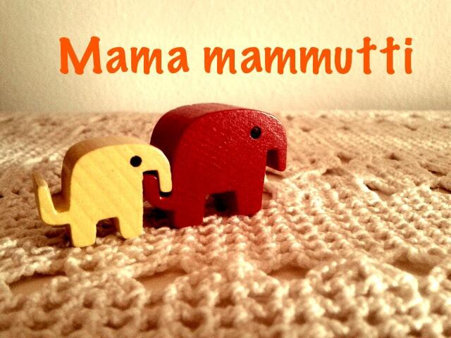 Mama-mammutti