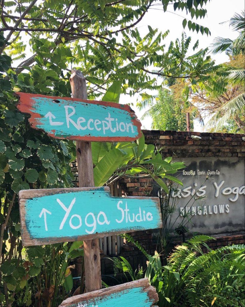 Oasis Yoga, jooga Koh Lanta