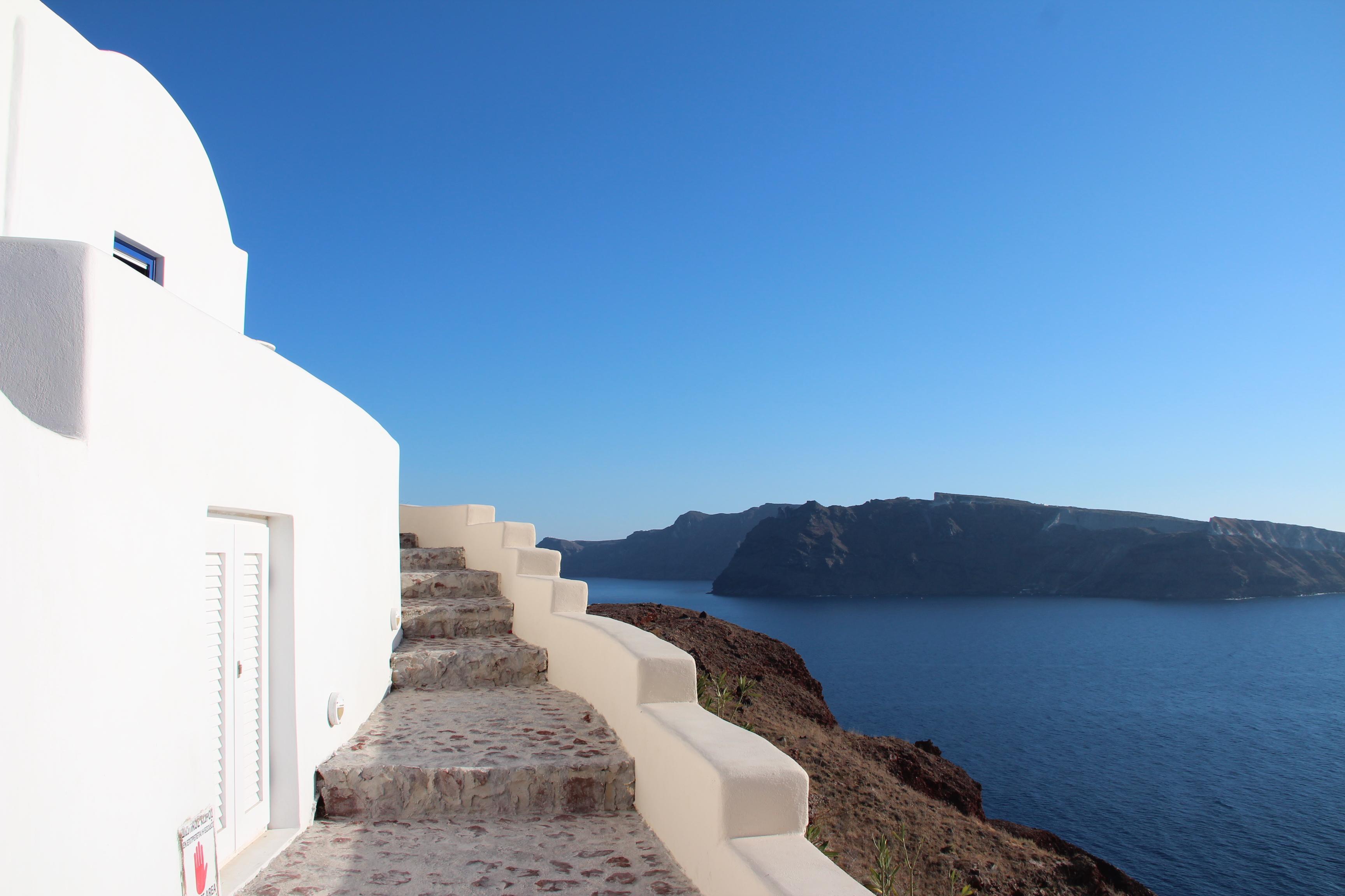 Santorini Oía