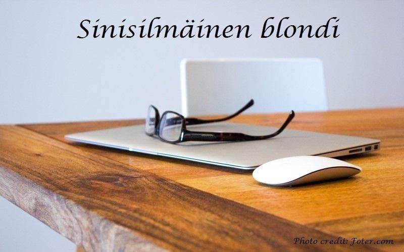 Sinisilmäinen blondi