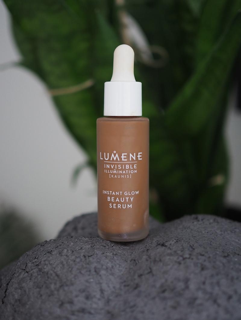 Lumene Instant Glow beauty serum