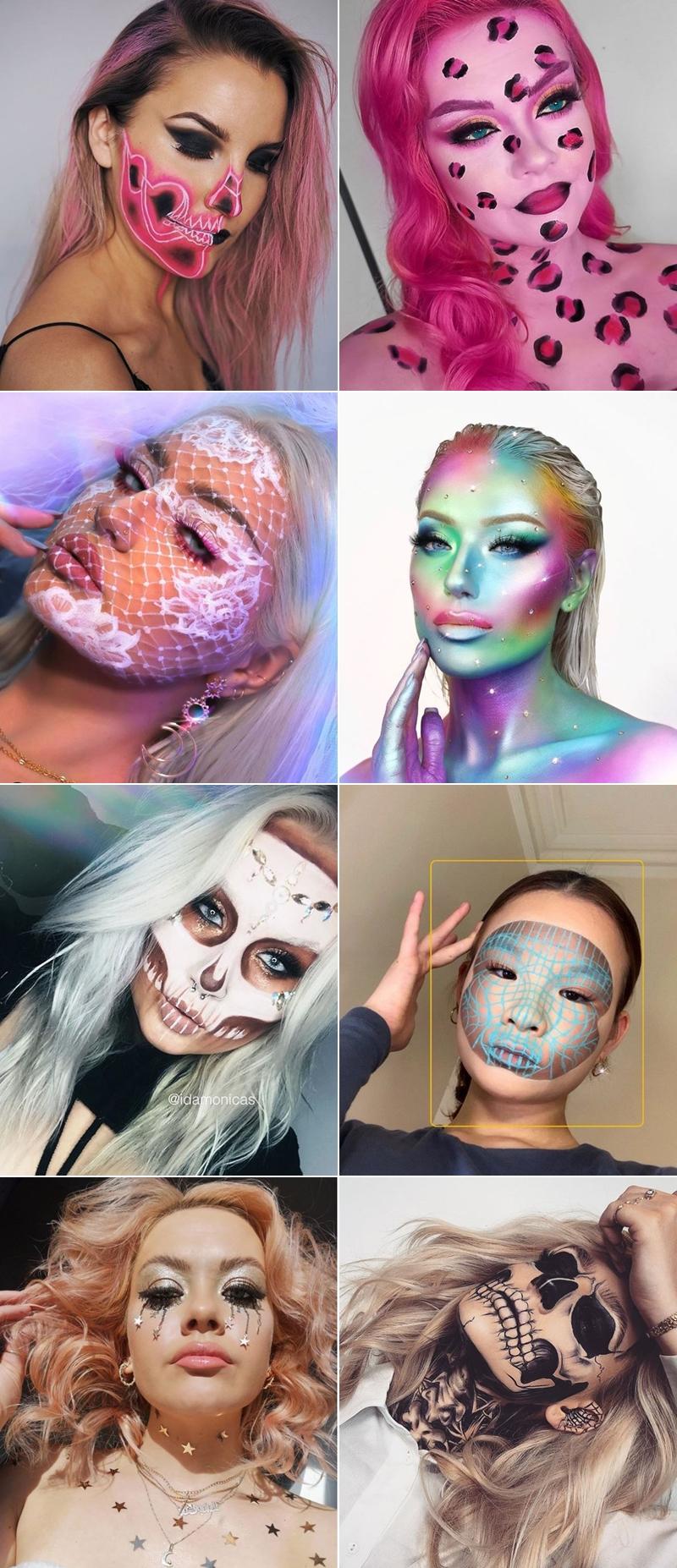 halloween 2020 makeup