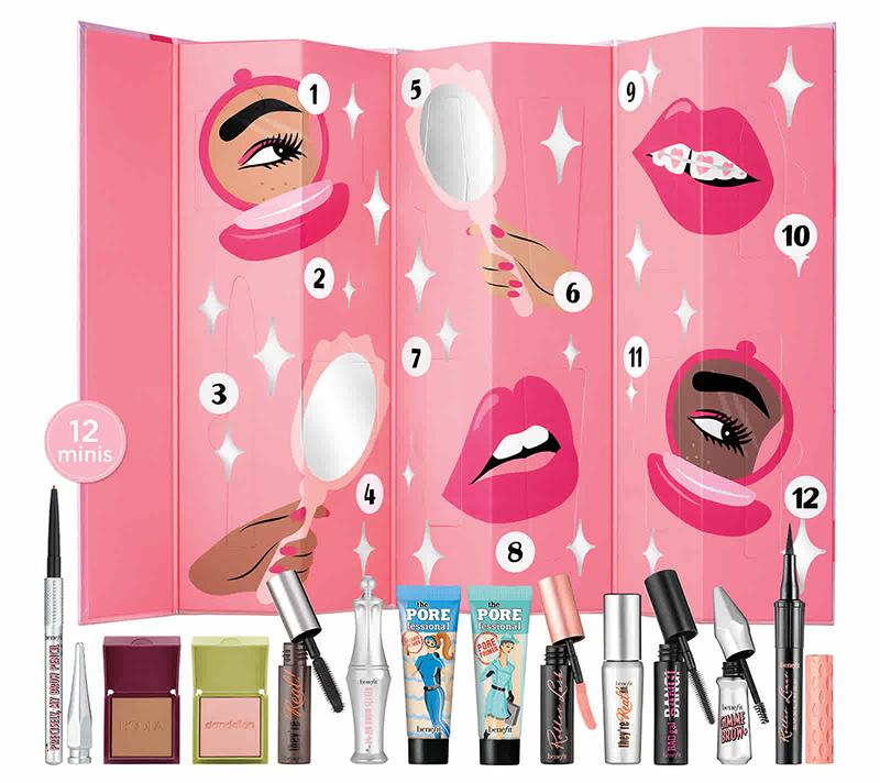 Parhaat kosmetiikkajoulukalenterit 2020