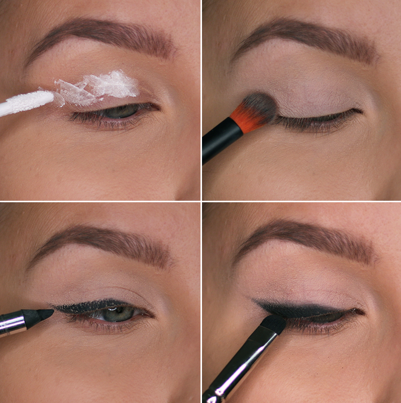 Tutorial: Lady Gagan pehmeä smoky eye -meikki