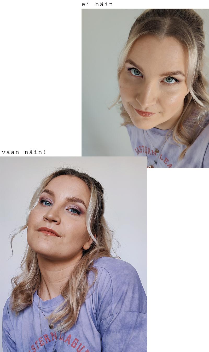 selfien ottaminen