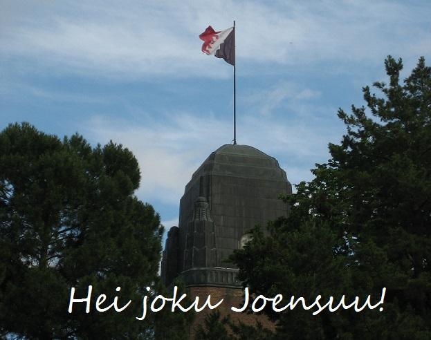 Hei joku Joensuu!
