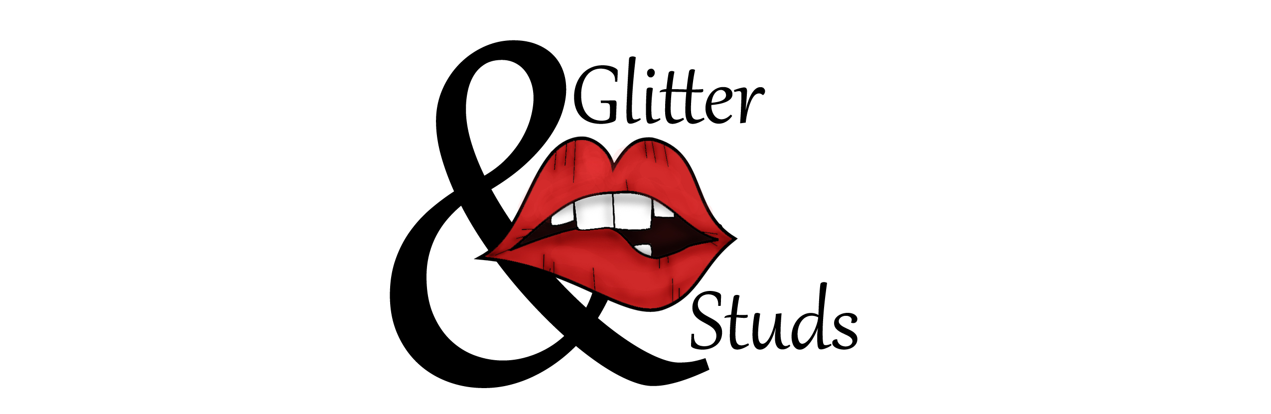 Glitter & studs