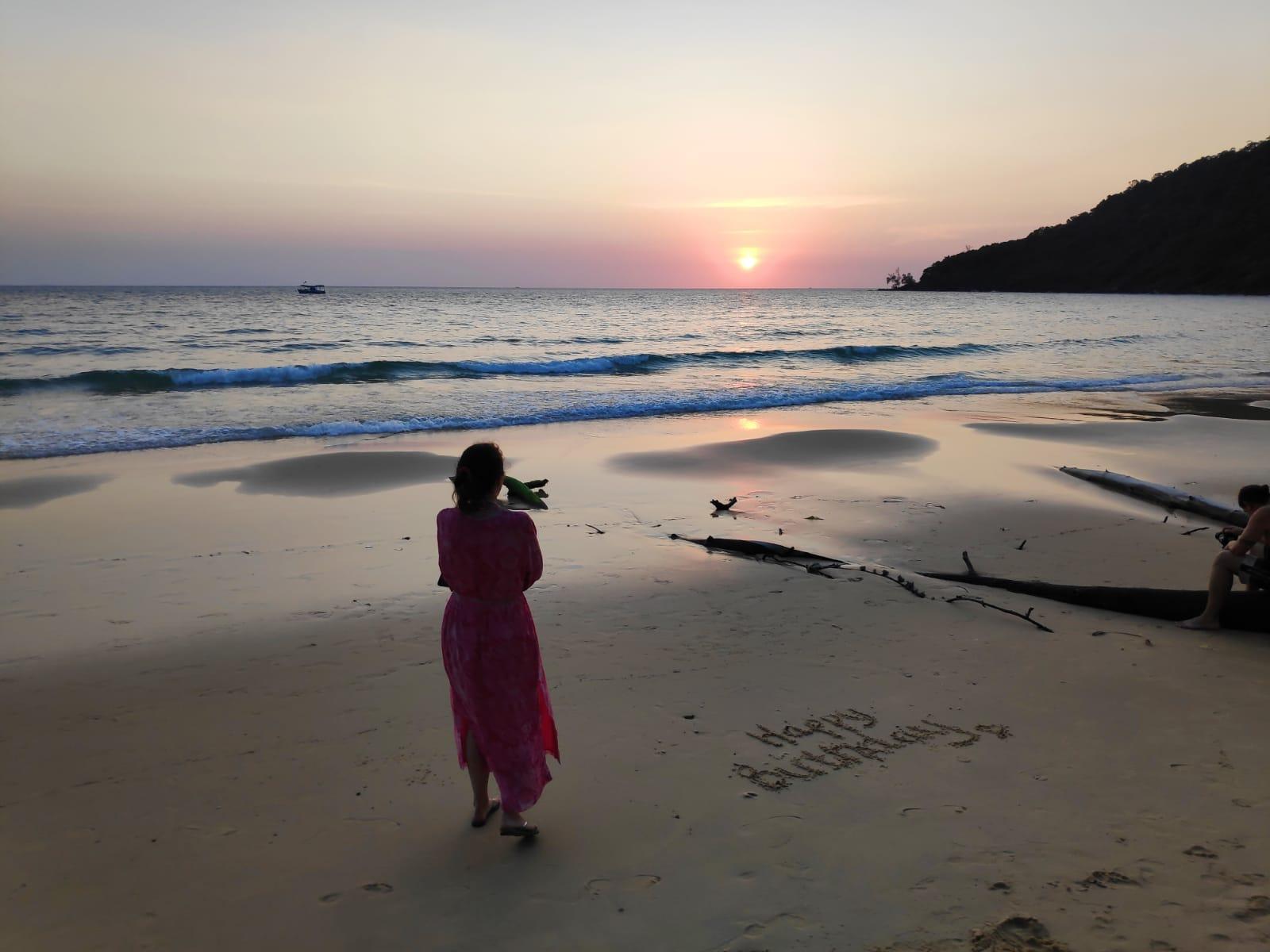 Pala paratiisia: Koh Rong Samloem