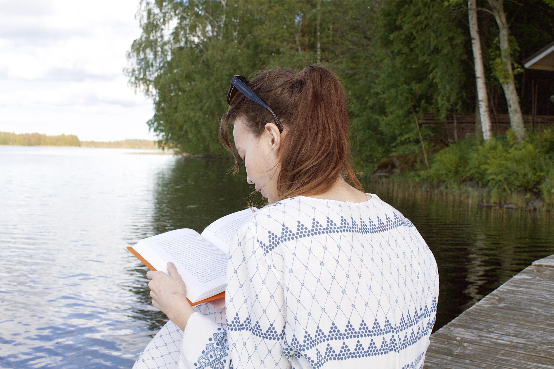 Kirjoja, sarjoja ja elokuvia (eli melkein täydellinen kesä)