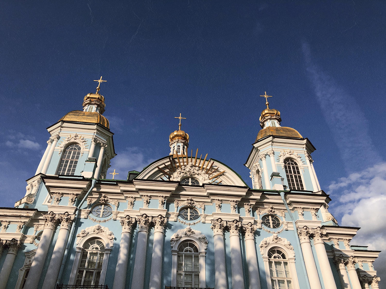 Viisi hetkeä Pietarissa