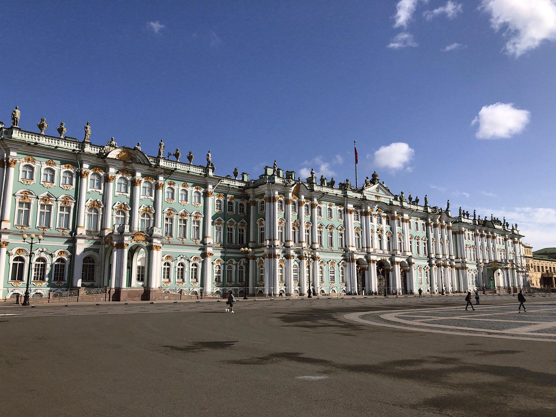 Pietarin palatseja (part une)