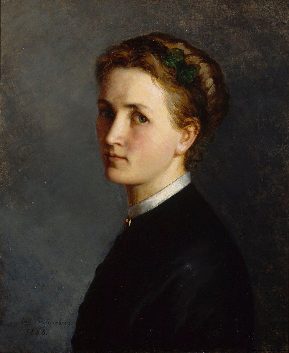 Une Femme: Ida Silfverberg