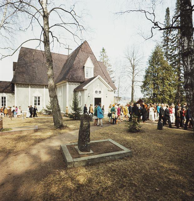 Suomen kauneimpia puukirkkoja