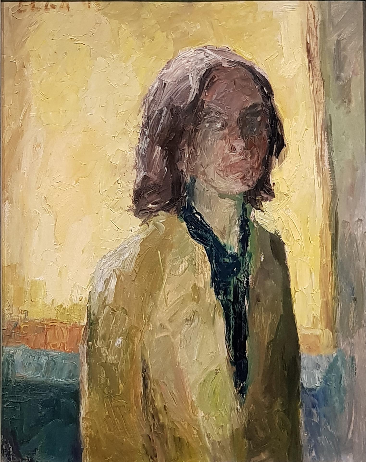 Une Femme: Elga Sesemann