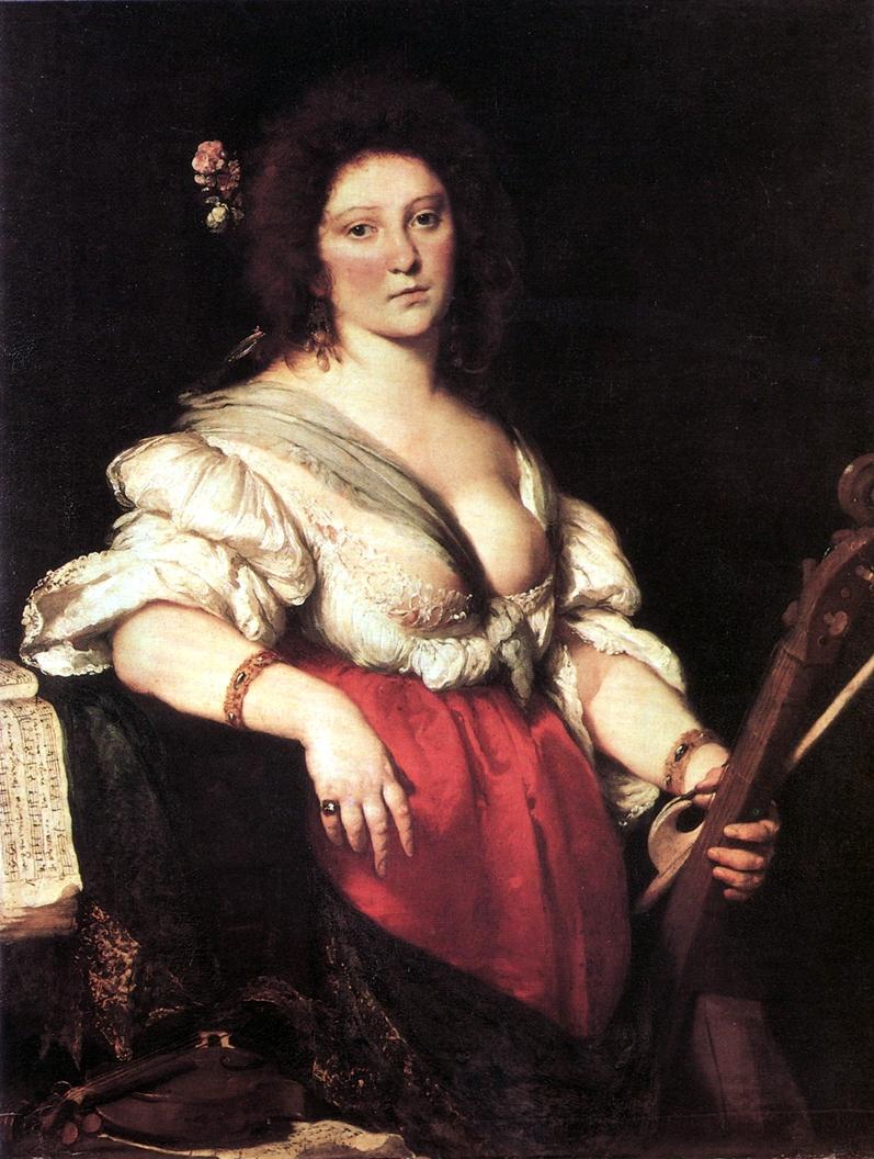 Une femme: Barbara Strozzi