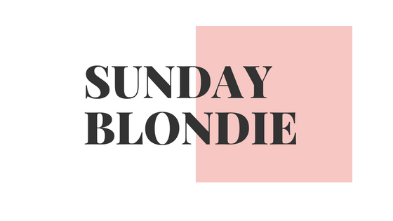 Sunday Blondie