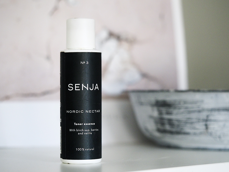 Kotimainen helmi – Senja Cosmetics Nordic Nectar hoitovesi