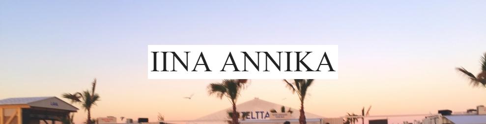 Iina Annika