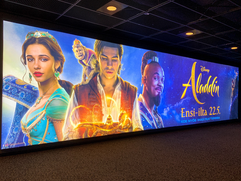 Aladdin 2019: jotain vanhaa, jotain uutta, jotain sinistä