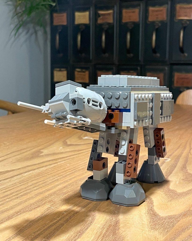 DIY LEGO Star Wars