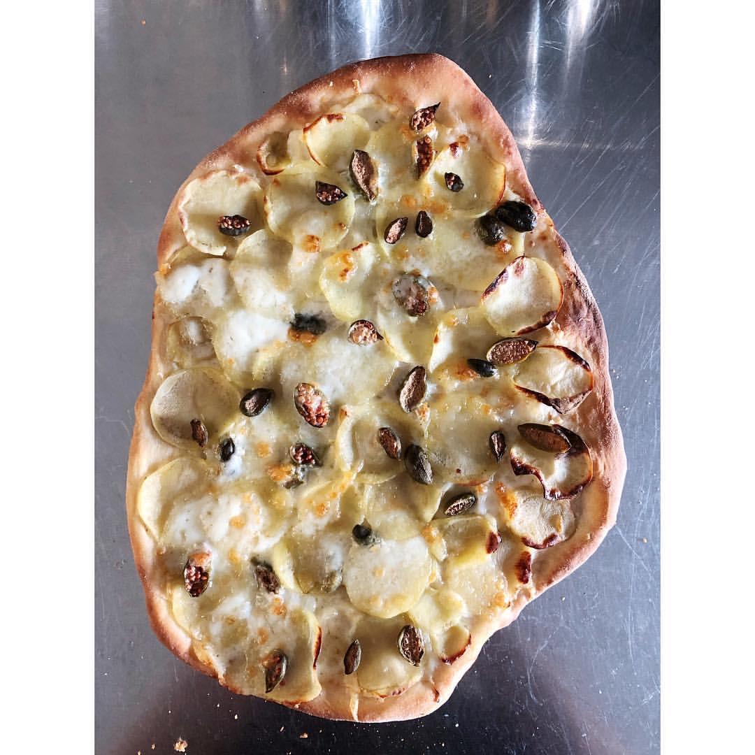 Gastronaatti - Perunapizza